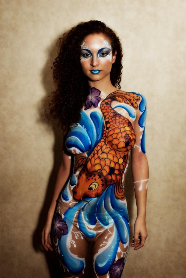 Model:  Ashley Simone