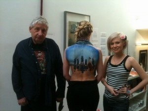 Carolyn Roper and Storm Thorgerson