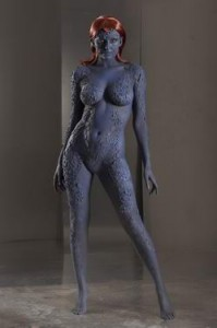 Carolyn Roper Mystique body painting