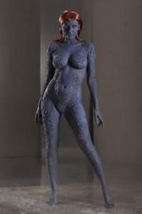 Carolyn Roper Mystique body painting