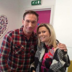 Meeting the lovely Dr Christian Jessen