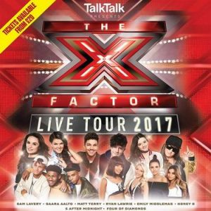X Factor artists 2017 Tour